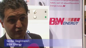 B&W Energy Messe Kalkar
