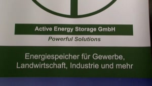 Active Energy Storage
