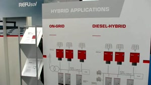 REFU Hybrid Power Applications