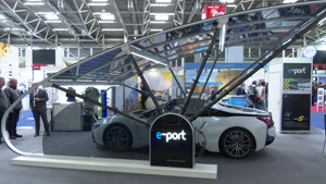SECAR Solar Carport E-Port